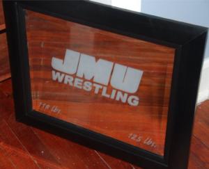 JMU Wrestling Mirror