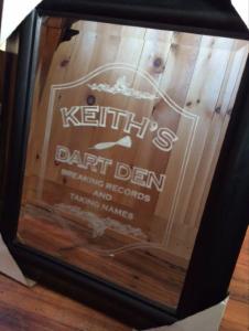 Keith's Dart Den